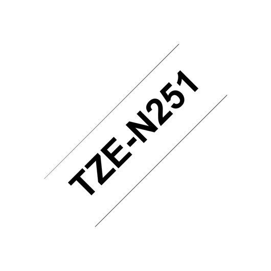 Brother TZeN251 - Ruban Brother