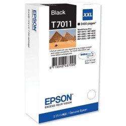 Epson T7011 XXL - Pyramides - Noir - Cartouche d'encre Epson