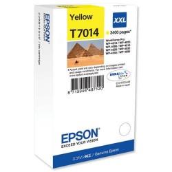Epson T7014 XXL - Pyramides - Jaune - Cartouche d'encre Epson