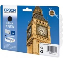 Epson T7031 - Big Ben - Noir - Cartouche d'encre Epson