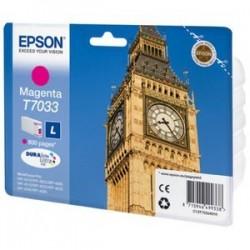 Epson T7033 - Big Ben - Magenta - Cartouche d'encre Epson