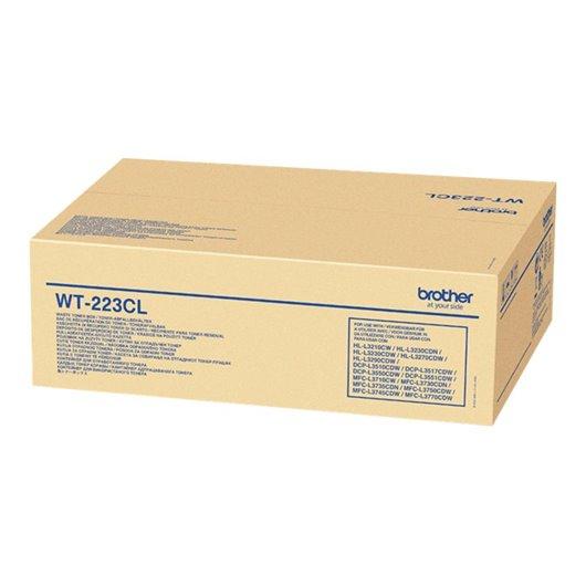 Brother WT-223CL Bac de récupération de toner jusquà 50000 pages pour Hl-L32xx DCP-L35xx MFC-L37xx