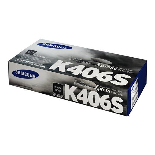 Samsung CLT-K406S - Noir - Toner Samsung