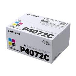 Samsung CLT-P4072C - Noir / Couleurs - Pack 4 Toners Samsung