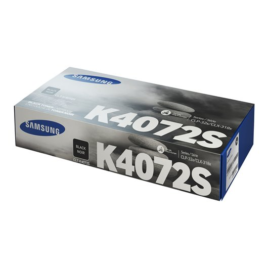 Samsung CLT-K4072S - Noir - Toner Samsung