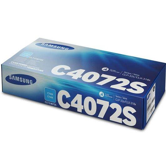 Samsung CLT-C4072S - Cyan - Toner Samsung
