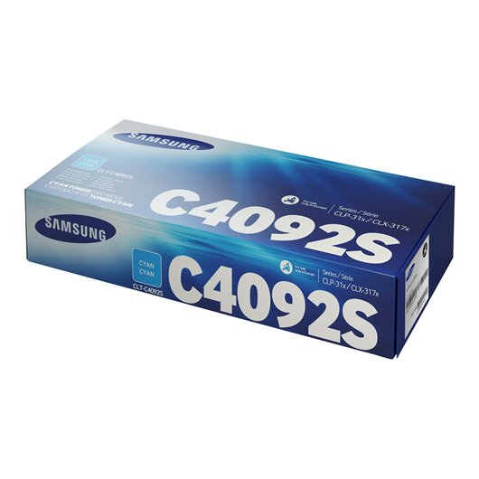 Samsung CLT-C4092S - Cyan -Toner Samsung