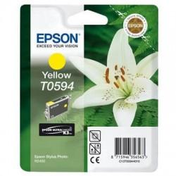 Epson T0594 - Lys - Jaune - Cartouche d'encre Epson