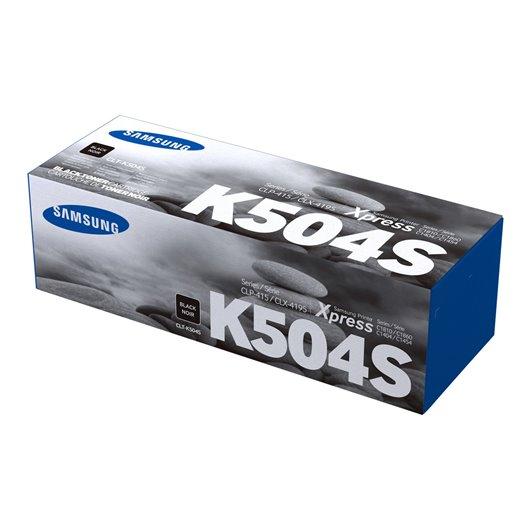 Samsung CLT-K504S - Noir - Toner Samsung