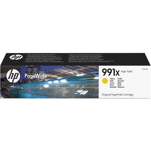 HP PageWide 991X Original Cartouche d encre Jaune