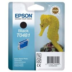 Epson T0481 - Hyppocampe - Noir - Cartouche d'encre Epson