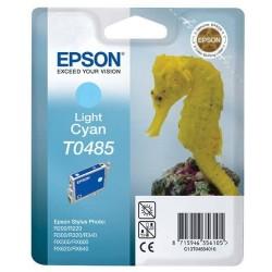 Epson T0485 - Hyppocampe - Light Cyan - Cartouche d'encre Epson
