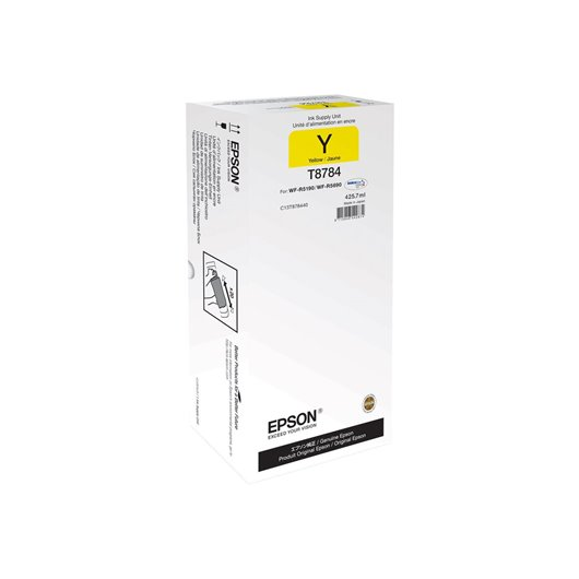EPSON WorkForce Pro WF-R5xxx series Yellow XXL Ink Unit