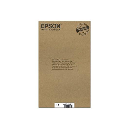 EPSON T0807 cartouche de encre noir et cinq couleurs capacité standardnoir  and colour: 7.4ml pack de 6 online packaging