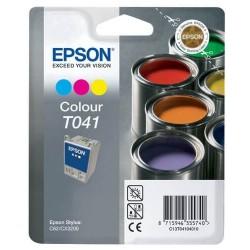 Epson T041- Pot de Peinture - Couleurs - Cartouche Epson