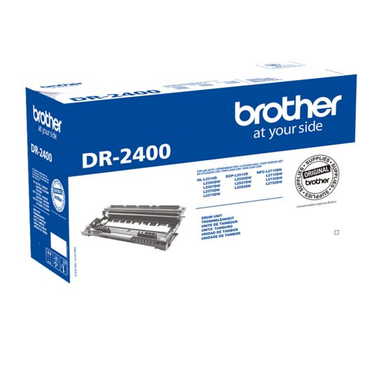 Brother DR2400 - Noir -  Tambour Brother