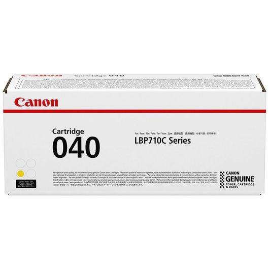 Canon 040 - Jaune - Cartouche de toner
