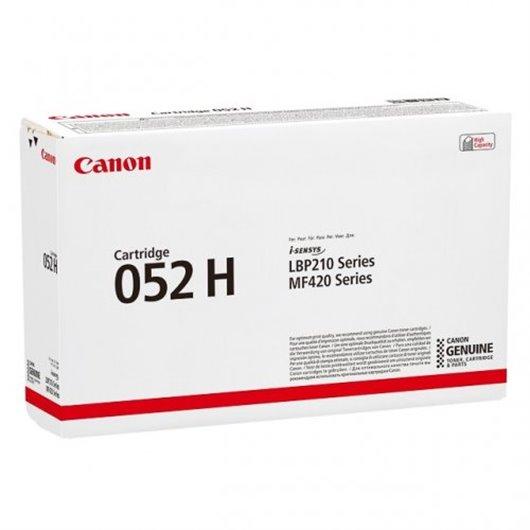 Canon 052H - Noir - Cartouche XL de toner