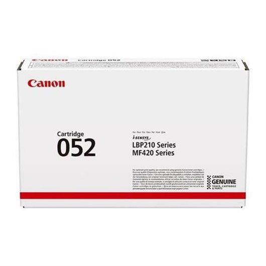 Canon 052 - Noir - Cartouche de toner