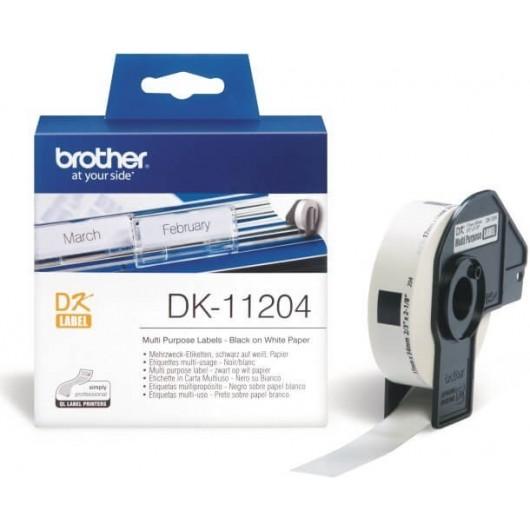 DK-11204 Ruban pour QL-500, QL-550, QL560