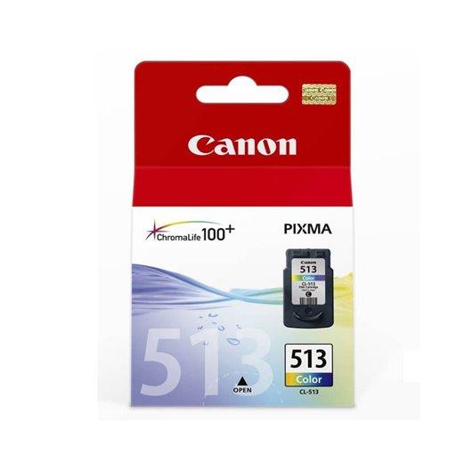 Canon CL-513 - 2971B001 - Couleurs - Cartouche d'encre Canon
