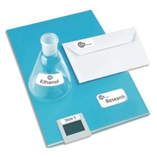 AVERY Boite de 6400 étiquettes mini-laser, format 45.7x16.9mm