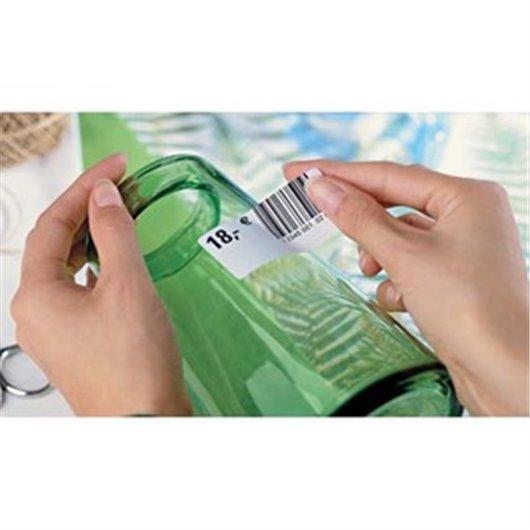 AVERY Boîte de 1200 étiquettes enlevables 45,7x21,2 impression laser L4736Rev-25