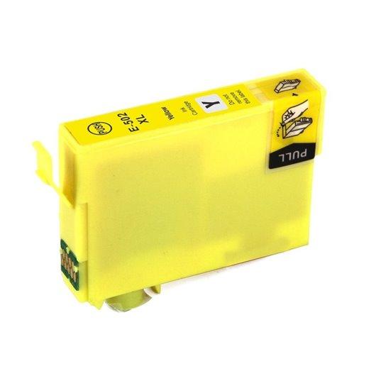 Epson 502XL  - Jumelles - Jaune - Cartouche Compatible Epson