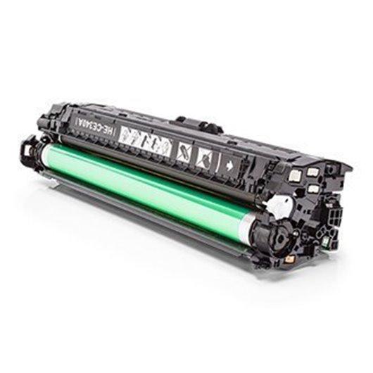 HP CE340A - HP 651A - Noir - Toner Compatible HP