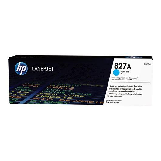 HP CF301A - HP 827A - Cyan - Toner HP