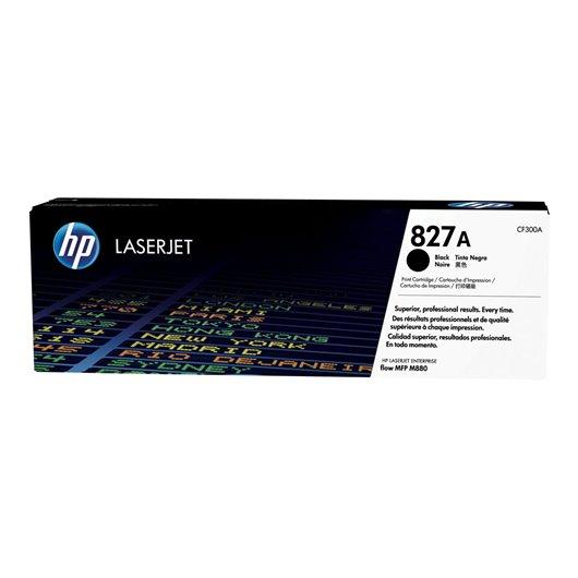 HP 827A original cartouche de toner noir capacité standard 29.500 pages pack de 1