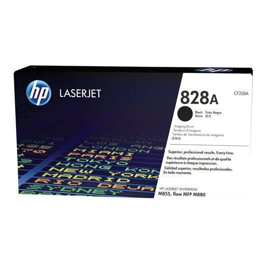 HP CF358A - HP 828A - Tambour - Noir