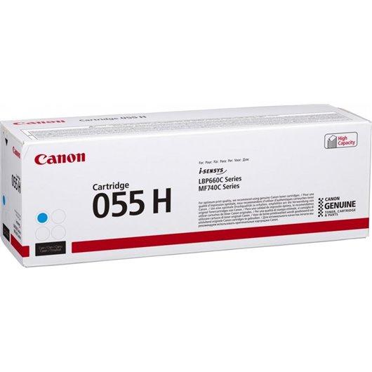 Canon 055H - Cyan - Cartouche de toner XL