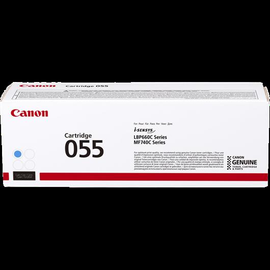 Canon 055 - Cyan - Cartouche de toner