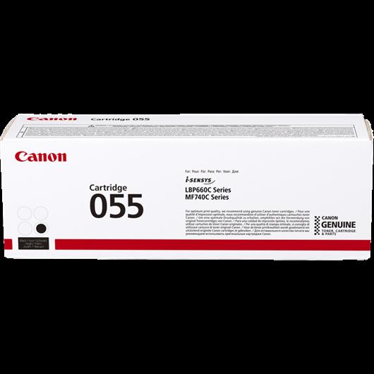 Canon 055 - Noir - Cartouche de toner
