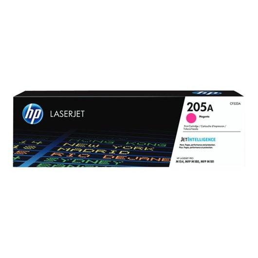 HP CF533A - HP 205A - Magenta - Toner HP
