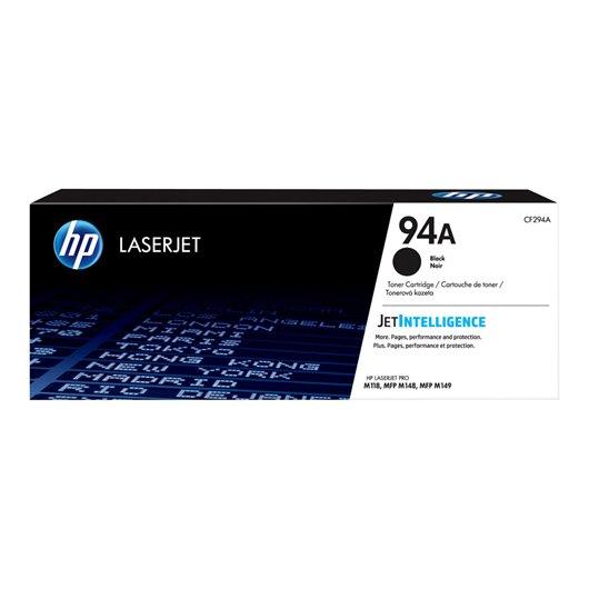 HP CF294A - HP 94A - Noir - Toner HP