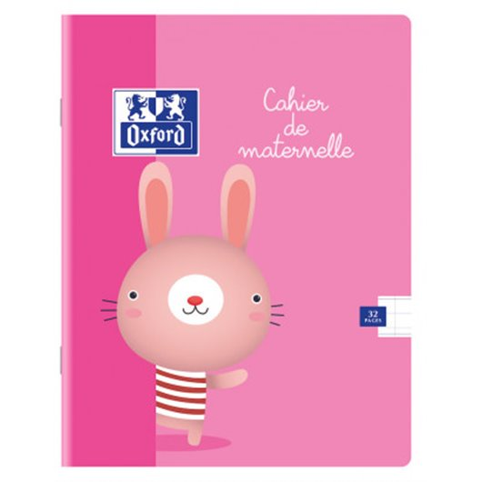 OXFORD Cahiers  Maternelle 17x22cm 32 pages