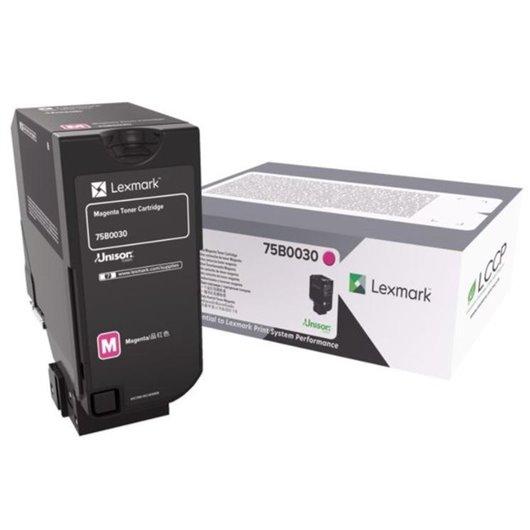 Lexmark 75B0030 - Magenta - Toner Lexmark