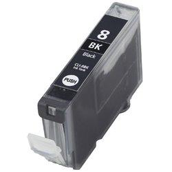 Compatible Canon CLI-8 - 0620B001 - Noir - Cartouche d'encre Compatible Canon