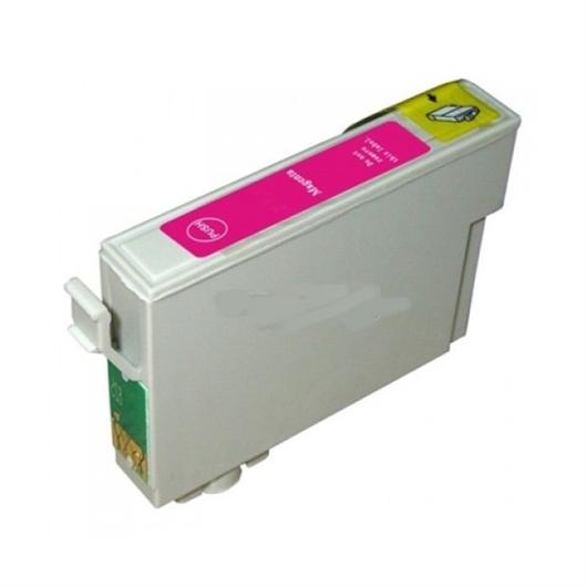 Compatible Epson T2713 - Epson 27XL -Epson  Reveil - Magenta - Cartouche d'encre Compatible