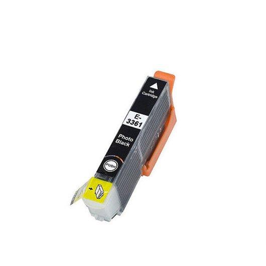 Compatible Epson T3361 - Epson 33XL -Epson  Orange - Noir Photo - Cartouche d'encre XL Compatible
