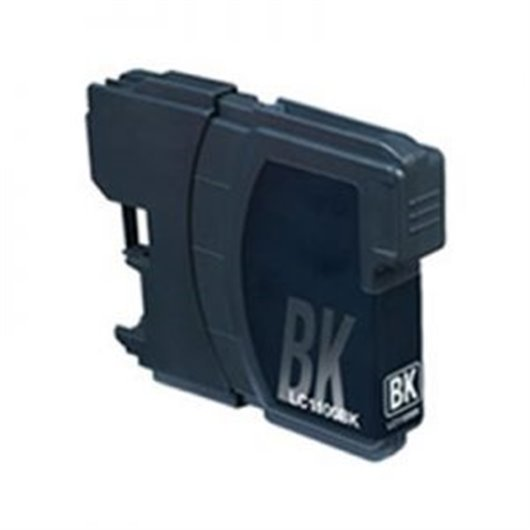 Compatible Brother LC-1280BK /1240BK / LC-1220BK - Noir - Cartouche Compatible Brother