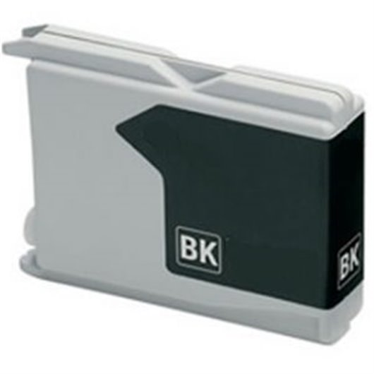 Compatible Brother LC-1280XLBK - Noir - Cartouche Compatible Brother