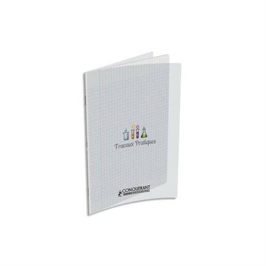 Conquérant - Cahierr de travaux pratiques - 21x29.7cm - 96 pages