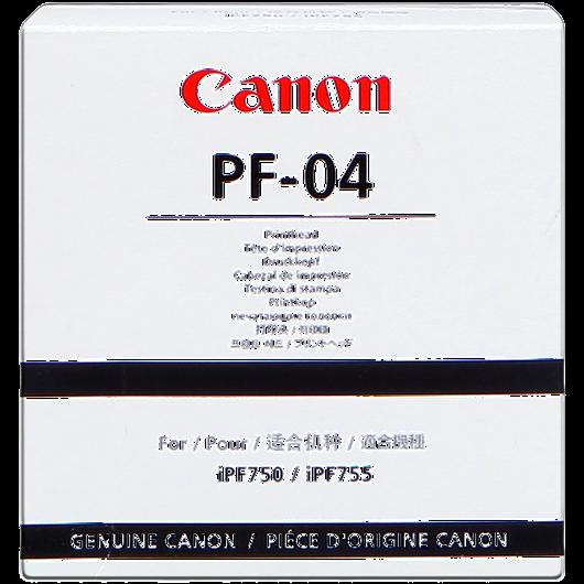 Canon PF-4 - - 3630B001 - Tête d'impression Canon