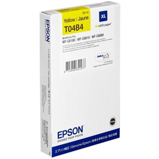 EPSON WF-C81xx/WF-C86xx Ink XL Yellow
