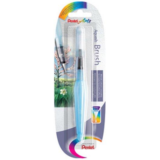PENTEL Pinceau en fibre synthétique avec réservoir