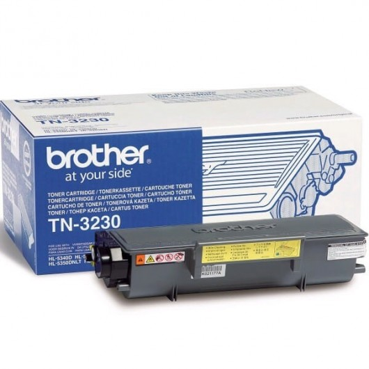 TN3230 Noir Toner Brother