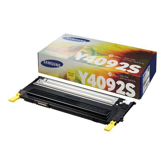 Samsung CLT-Y4092S - Jaune - Toner Samsung